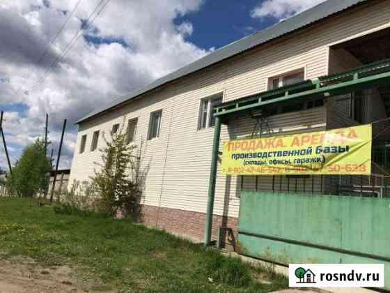 Производственная база Усолье