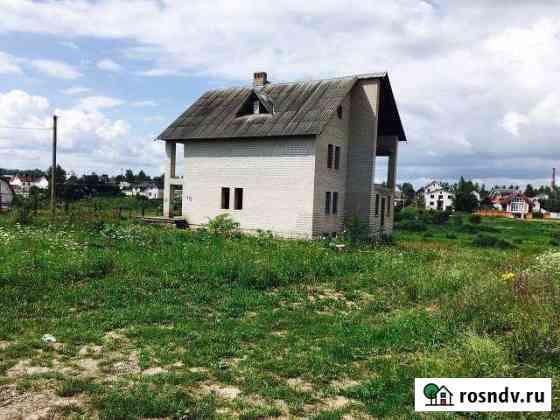Коттедж 346.8 м² на участке 13.2 сот. Красная Гора