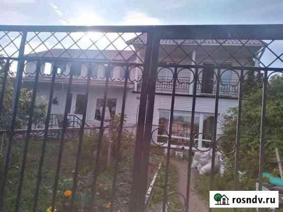 Коттедж 180 м² на участке 28 сот. Биробиджан