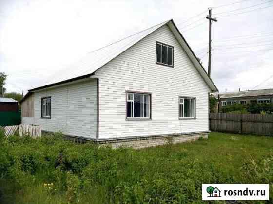 Дом 66 м² на участке 12 сот. Верхошижемье