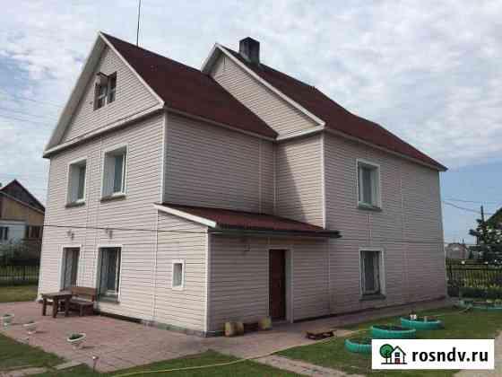 Дом 200 м² на участке 24 сот. Горный