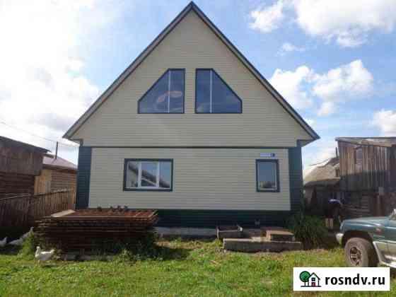 Дом 100 м² на участке 15 сот. Троицкое