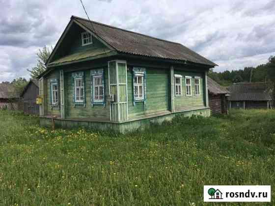 Дом 35.3 м² на участке 15 сот. Родники