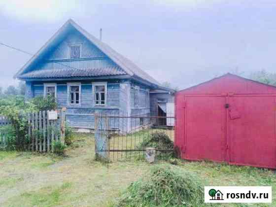 Дом 44 м² на участке 12 сот. Угловка