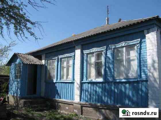 Дом 55 м² на участке 12 сот. Нововоронеж