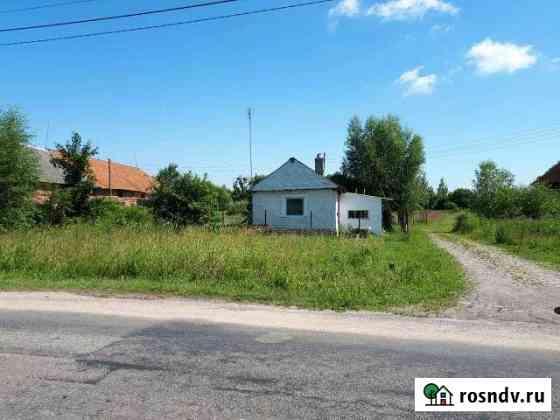 Здание с земельным участком Полесск