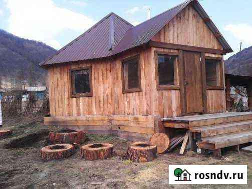 Дом 25 м² на участке 10 сот. Усть-Кокса