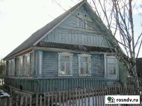 Дом 50 м² на участке 20 сот. Холм