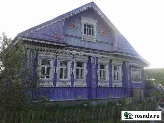 Дом 34.2 м² на участке 48 сот. Палех