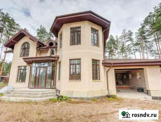 Коттедж 300 м² на участке 13 сот. Кузьмоловский