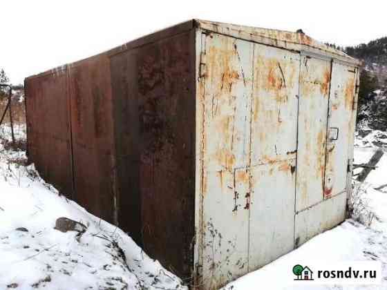 Гараж 14 м² Горно-Алтайск