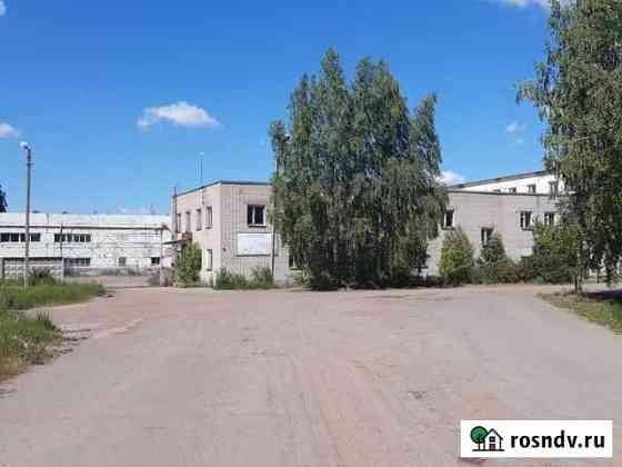 Производственное помещение, 55550 кв.м. Яранск