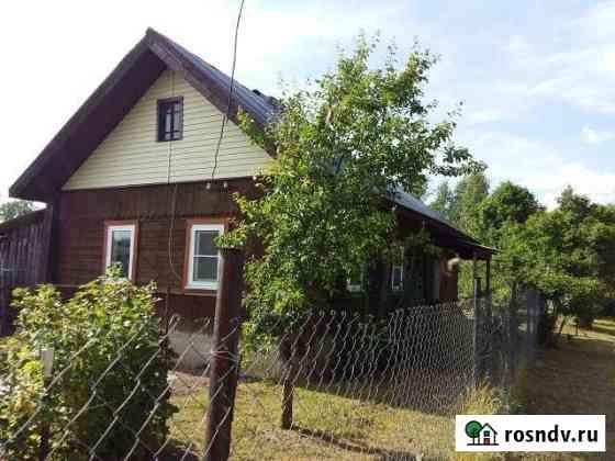 Дом 58 м² на участке 28 сот. Монастырщина
