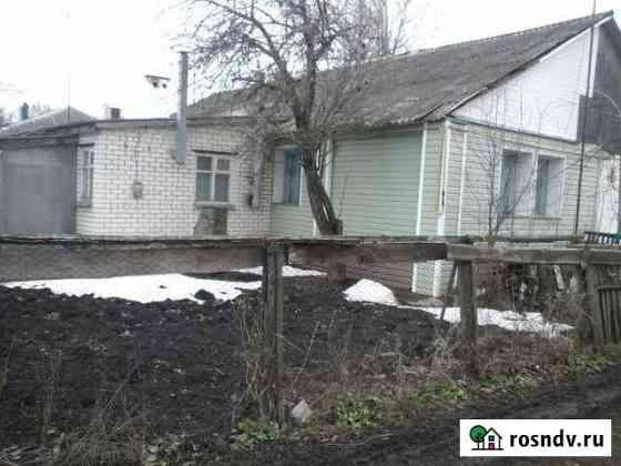 Дом 35.4 м² на участке 2 сот. Токаревка