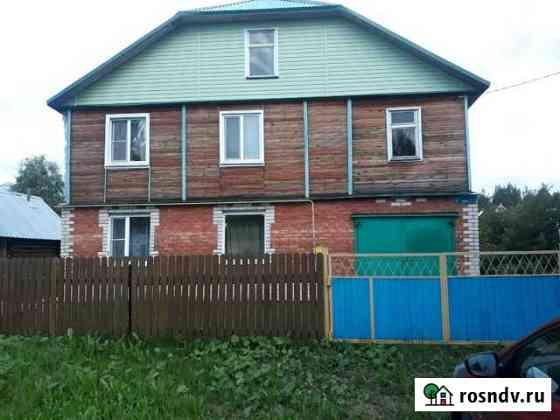 Дом 160 м² на участке 8 сот. Краснозатонский