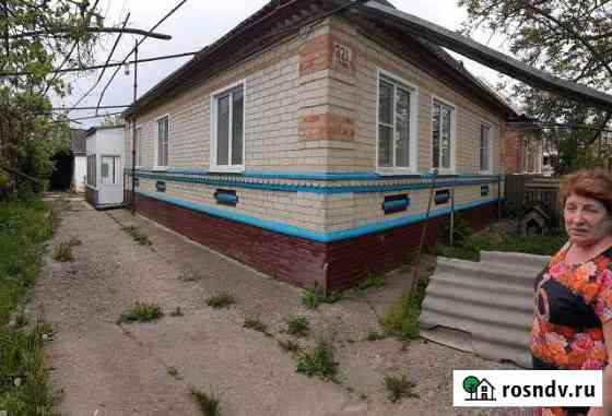 Дом 85 м² на участке 12 сот. Краснокумское