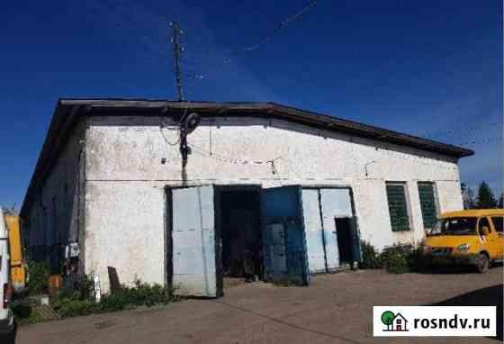 Здание Ремонтной мастерской-Склада, 1092.9 кв.м. Белозерск