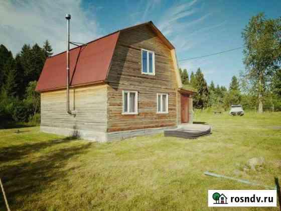 Дом 70 м² на участке 12 сот. Вытегра