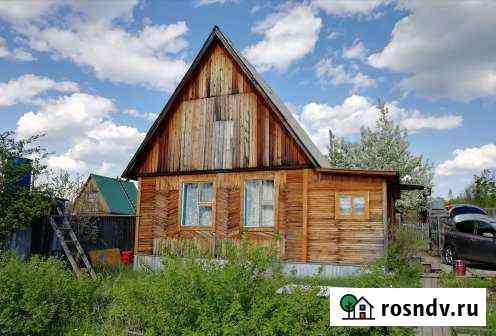 Дача 36 м² на участке 8 сот. Усть-Илимск