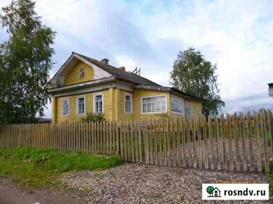 Дом 45 м² на участке 19.4 сот. Тотьма