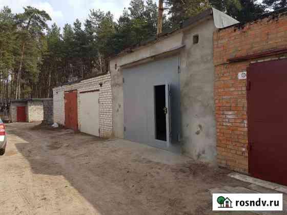 Гараж 30 м² Маслова Пристань