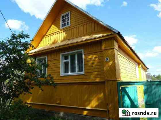 Дом 100 м² на участке 12 сот. Холм