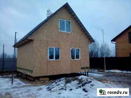 Дом 63 м² на участке 4 сот. Первомайский