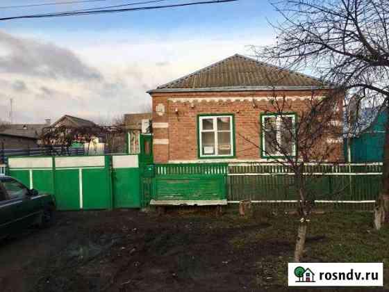 Дом 63 м² на участке 6 сот. Егорлыкская