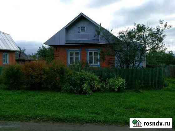 Дом 35 м² на участке 8 сот. Новописцово