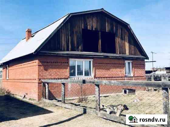 Дом 118 м² на участке 25 сот. Усть-Ордынский