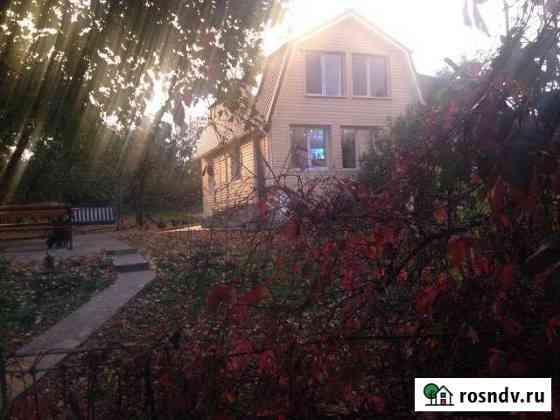 Дом 80 м² на участке 40 сот. Октябрьский