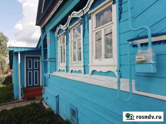 Дом 204 м² на участке 50.5 сот. Лукоянов