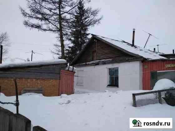 Дом 45 м² на участке 6 сот. Краснозерское