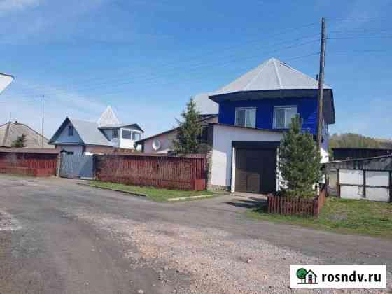 Дом 200 м² на участке 20 сот. Крапивинский