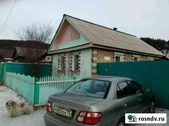 Дом 50 м² на участке 15 сот. Хилок