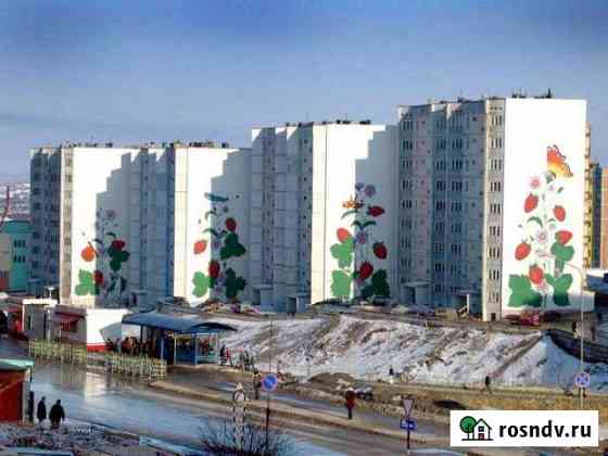 3-комнатная квартира, 62 м², 8/9 эт. Снежногорск