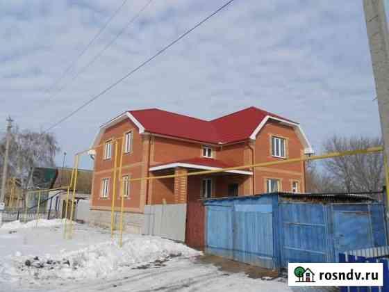 Дом 250 м² на участке 8 сот. Большая Глушица