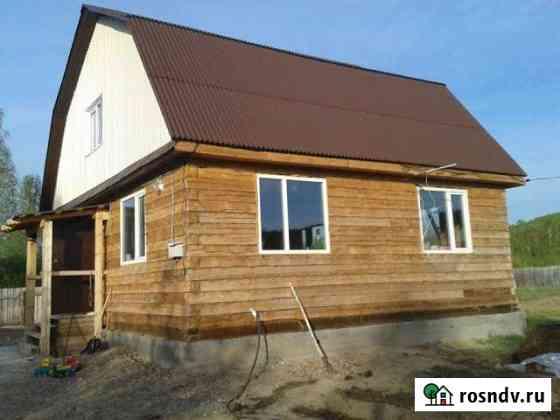 Дом 110 м² на участке 15 сот. Селенгинск
