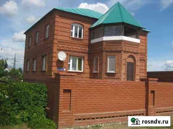 Дом 250 м² на участке 16 сот. Обшаровка