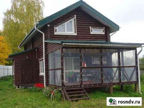 Дом 125 м² на участке 8.1 сот. Плес