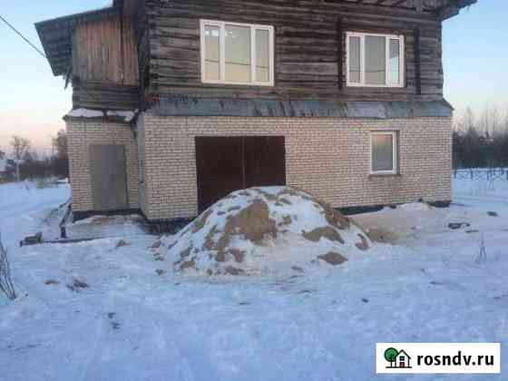 Дом 200 м² на участке 12 сот. Красный Бор