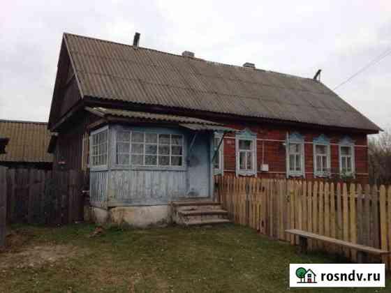 Дом 75 м² на участке 12 сот. Хвастовичи