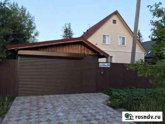 Дом 105 м² на участке 12 сот. Большая Ижора