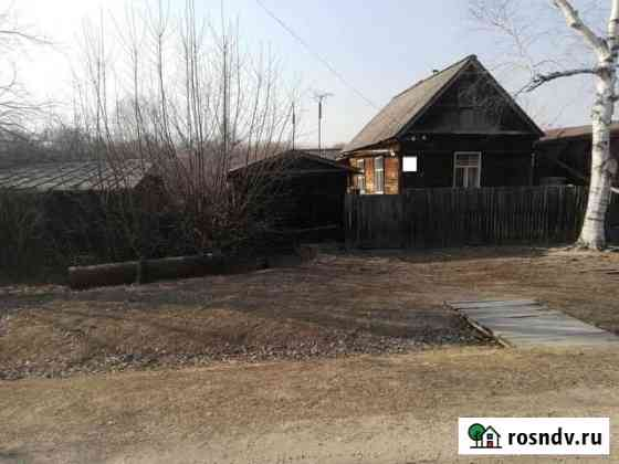 Дом 25 м² на участке 15 сот. Лесозаводск