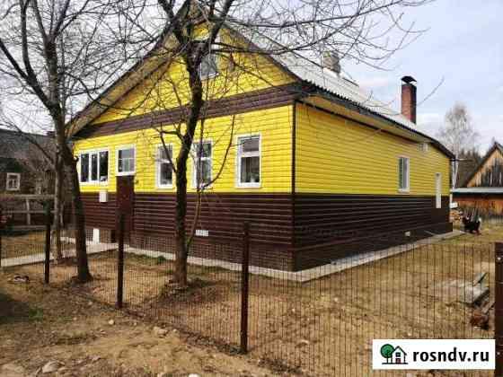 Дом 110 м² на участке 13 сот. Луза