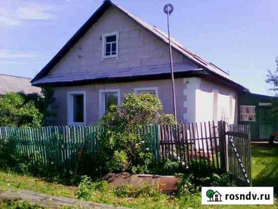 Дом 40 м² на участке 15 сот. Лямино