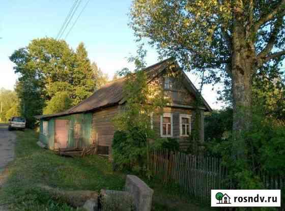 Дом 46 м² на участке 14 сот. Дедовичи