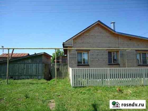 Дом 45 м² на участке 6 сот. Выездное