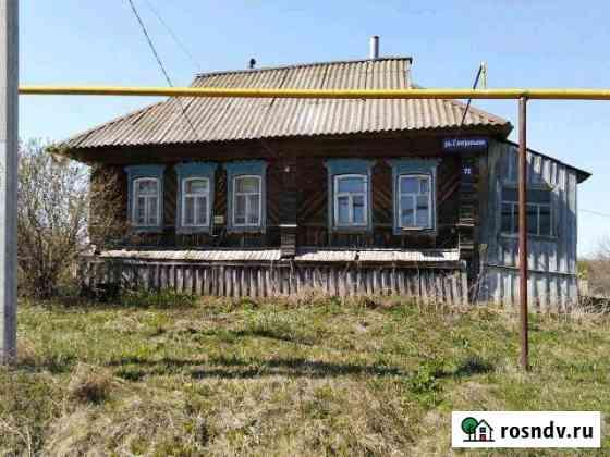 Дом 30 м² на участке 15 сот. Дубенки