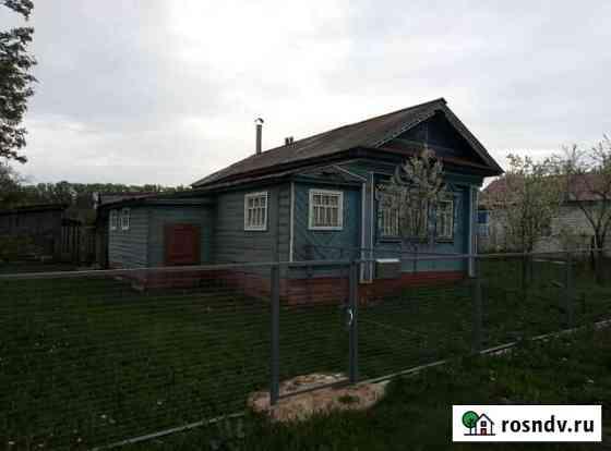 Дом 34.7 м² на участке 10 сот. Починки